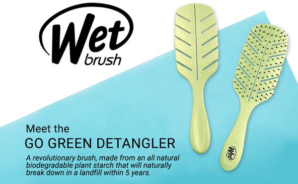 Wet Brush Go Green Detangler - Pink