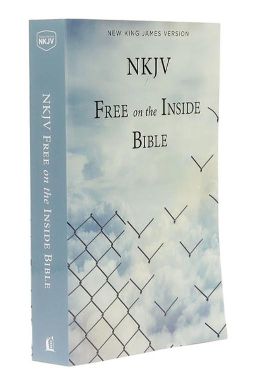 NKJV Free on the Inside Bible (Paperback, Case of 24 Only))