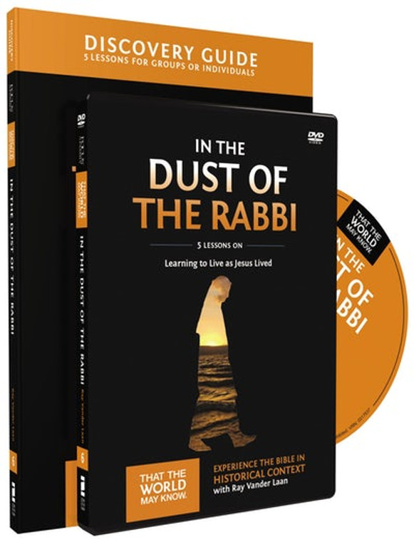 That the World May Know - In the Dust of the Rabbi Discovery Guide and DVD
