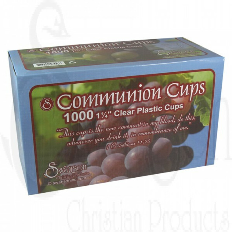 Small Communion Cups (Box of 1,000)