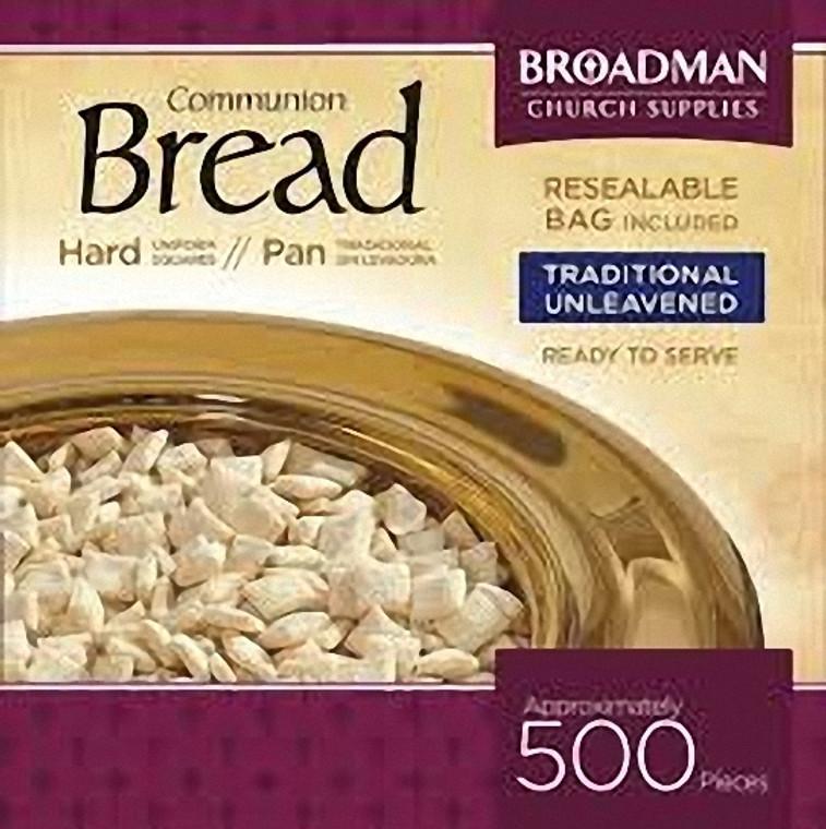Broadman Communion Bread - Hard