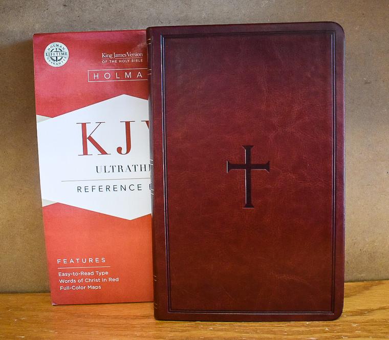 KJV Ultrathin Reference Bible