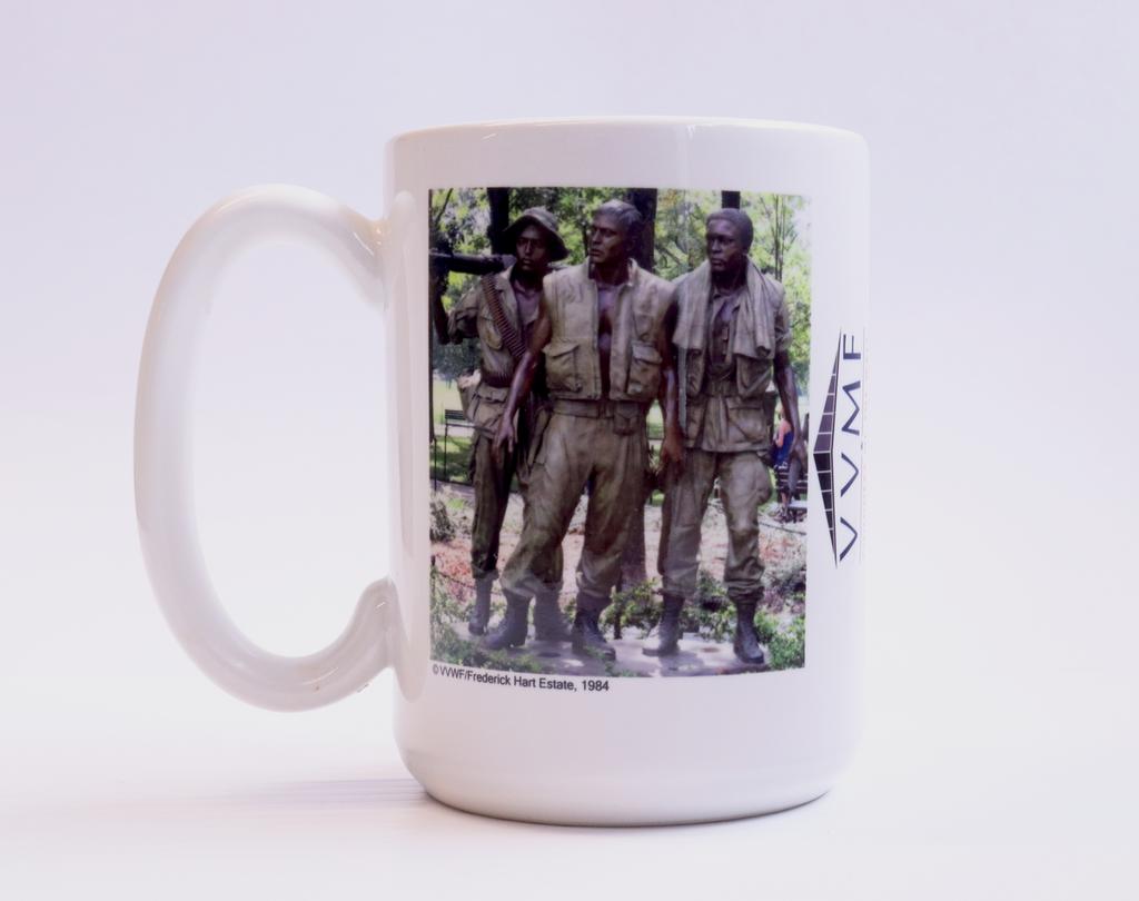 Vietnam Veterans Memorial Mug