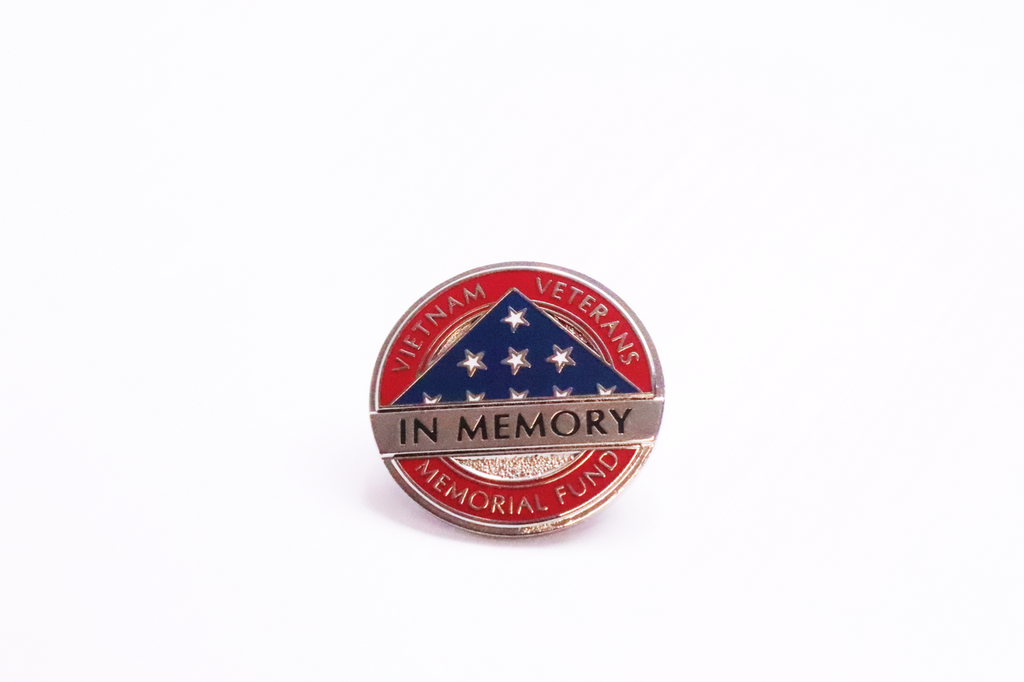 In Memory Lapel Pin