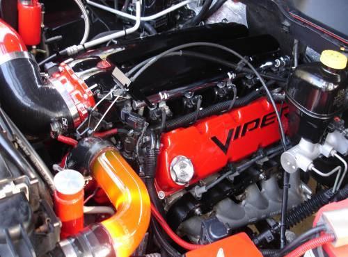 Dodge Viper & SRT10