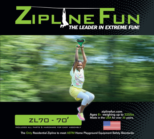 ZL70 (70' Zip Line)