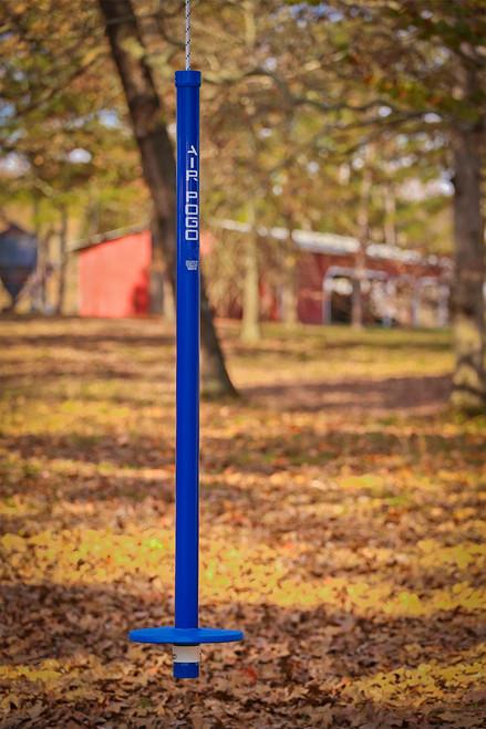 Air Pogo XTREME (Blue) - 200lb weight limit