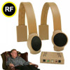 Audio Fox Wireless TV Speakers for Couch or Chair