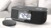 TimeShaker Micro by iLuv (Dual Alarm Clock Bluetooth FM Stereo Clock Radio with Bed Shaker Alarm & USB Charging Port)