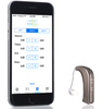 Customizer app lets you personalize the device to your specific hearing needs Works with Android, iPhone, Mac or PC Presets on the device also provide easy adjustments, so no smartphone is required