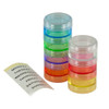 7 Day Stackable Pill Box with Extra Lid (Small)