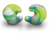 LIBERTY Custom-Fit AquaNot Swimming Ear Plugs by Westone - 1 Pair