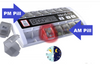 The MedQ Smart Pill Reminder prevents the shocking consequences of medication errors. Med-Q Smart Pill Dispenser Combo has been Designed for 3 or 4 times a day users. This item will NOT automatically dispense medication.