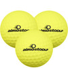 Almost Golf P3 Limited Flight Practice Balls - 3 Pack