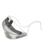 See Me Reusable Transparent Face Mask with Adjustable Strap (Ea.)