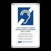 Williams Sound Personal PA FM Plus Assistive Listening System - FM 557