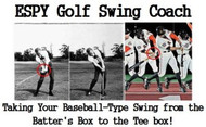 Baseball for a Classic Golf Swing Technique