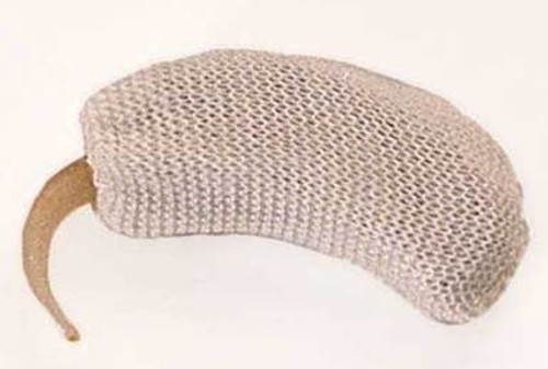 Protective Hearing Aid Cover and Sweatband - Natural Color - 1 pair