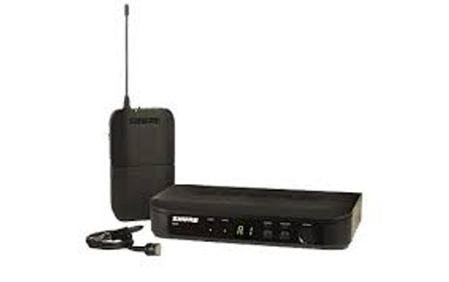 Shure BLX14/PG85 Wireless Presenter System with PG185 Lavalier Microphone