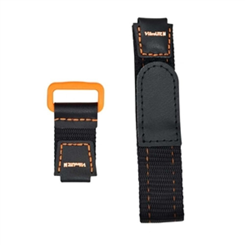 Global VibraLITE MINI Orange-Black Replacement Watch Band