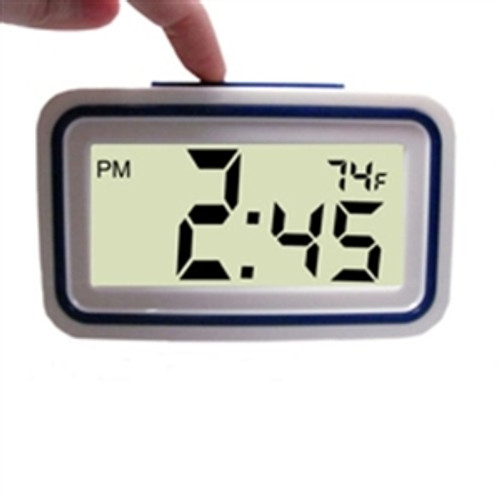 LIBERTY Low Vision Digital Talking Time and Temperature Clock