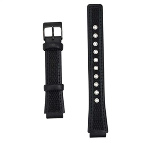 Global VibraLITE MINI Black Replacement Watch Band