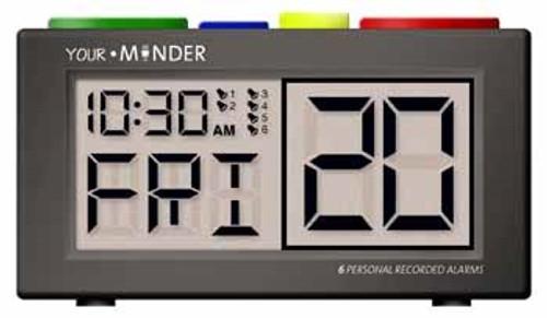 Pill Reminder Talking Alarm Clock