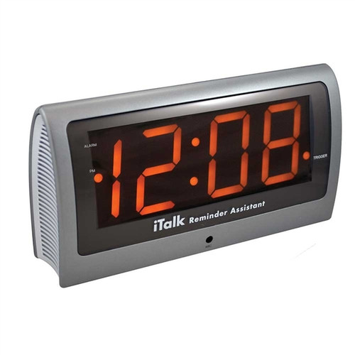 Reminder Rosie iTalk Voice Controlled Alarm Clock and Reminder Assistant