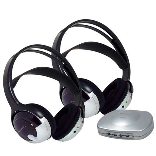 The TV Listener System with 2 Headsets