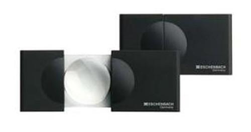 Designo 5x Folding Pocket Magnifier Compact magnification: 5x, lens size: 30mm, lens type Biconvex