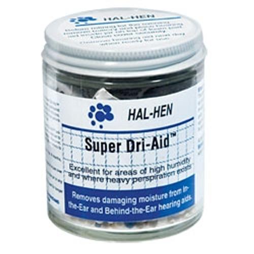Super Dri-Aid Hearing Aid Dehumidifier by Hal-Hen