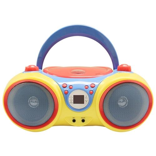 Kids Audio CD Player Karaoke Machine with Microphone