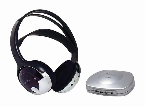 The TV Listener - Wireless TV Headphones