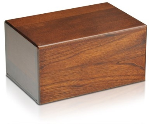 Economy Wooden Urn Boxes (Sizes Available)