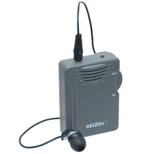 Reizen Loud Ear Personal Sound Amplifier - 120dB Gain
