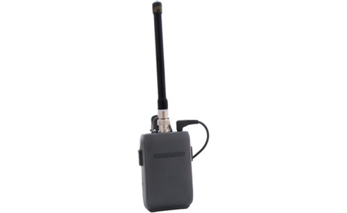 Comtek M-216 Option P7 Digitally Synthesized Wireless Portable Microphone Transmitter