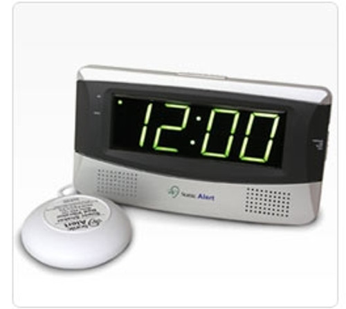 Sonic Alert SB300SS Alarm Clock with Bed Shaker
