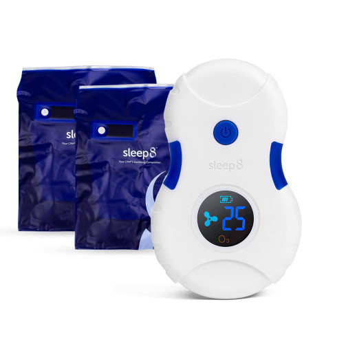 Sleep8 CPAP Cleaning System - CPAP Cleaner and Sanitizer for all CPAP Accessories