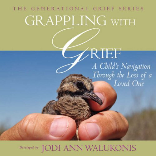 Grappling With Grief, A Child's Navigation Through the Loss of a Loved One