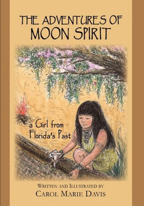 The Adventures of Moon Spirit, a Girl from Florida's Past
