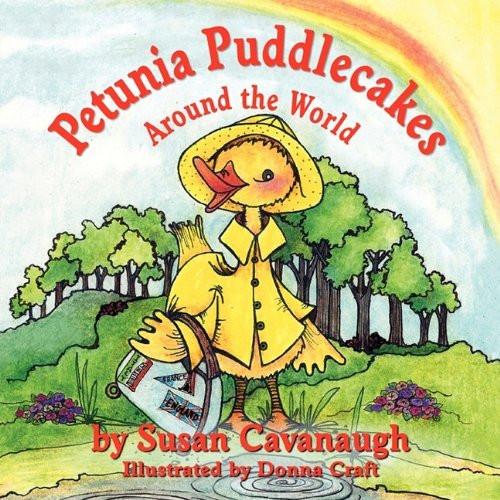 Petunia Puddlecakes Around the World