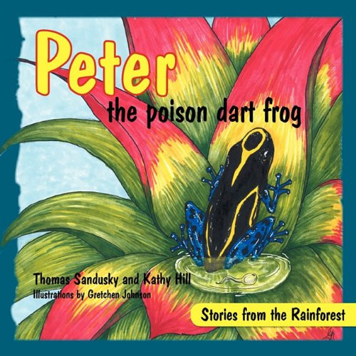 Peter the poison dart frog, Stories of the Rainforest