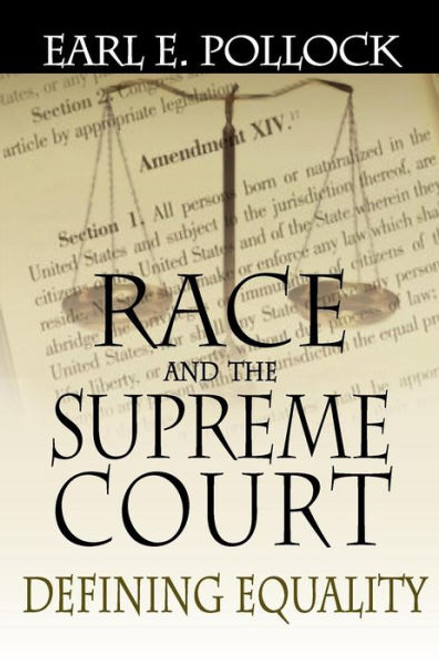 Race and the Supreme Court