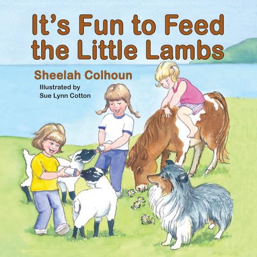 It's Fun to Feed the Little Lambs
