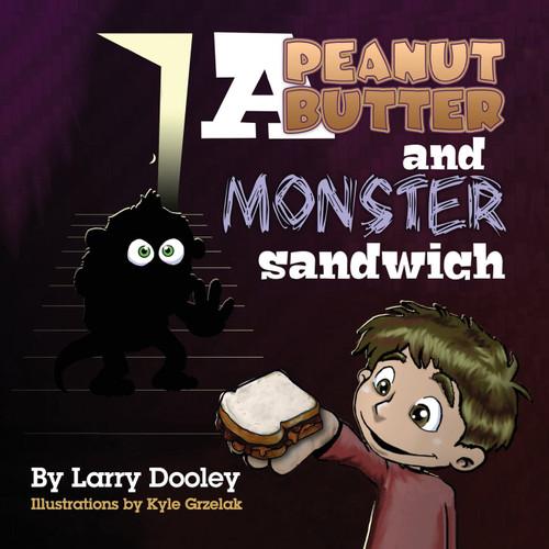 A Peanut Butter and Monster Sandwich