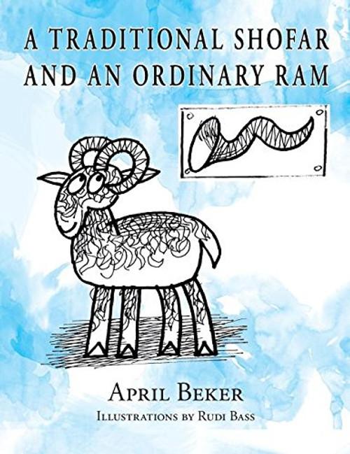 A Traditional Shofar and an Ordinary Ram