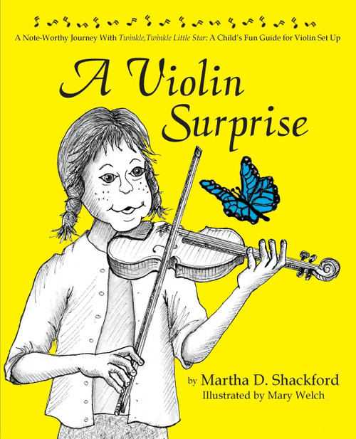A Violin Surprise, a Note-Worthy Journey with Twinkle, Twinkle Little Star