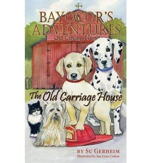 Bayocor's Adventures , The Old Carriage House