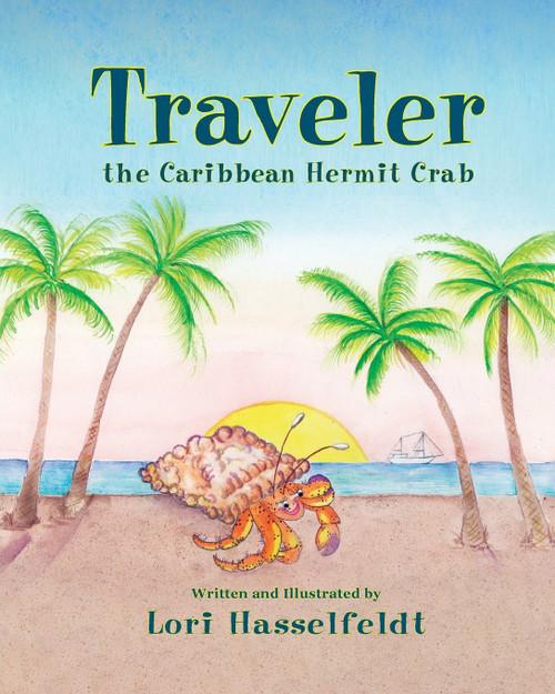 Traveler, the Caribbean Hermit Crab