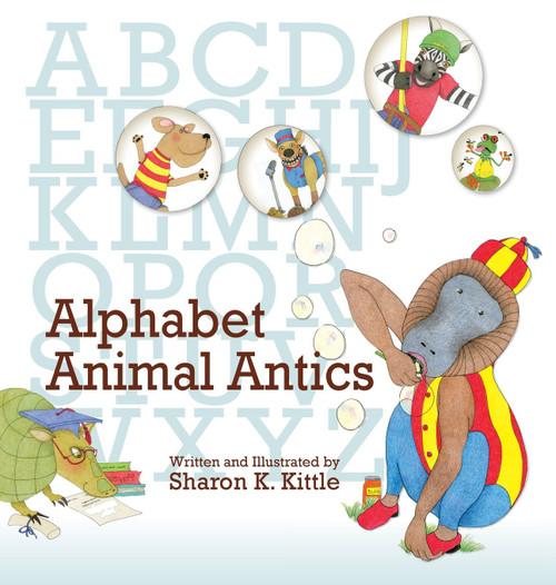 Alphabet Animal Antics